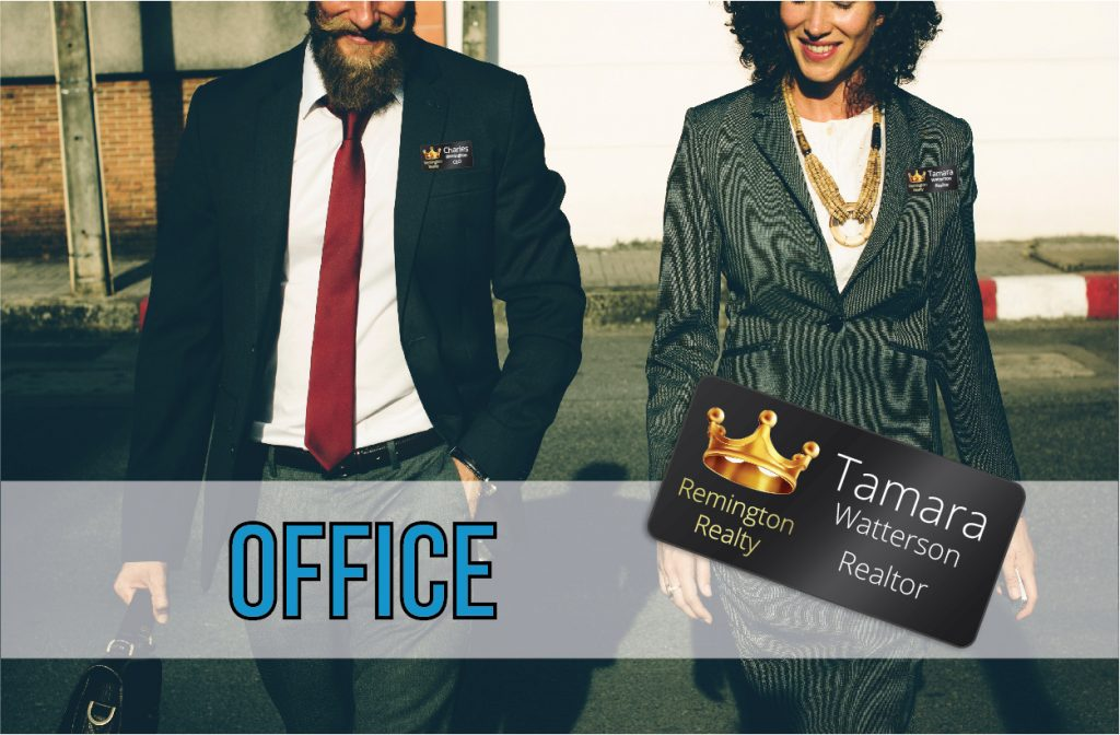 Office Name Tags