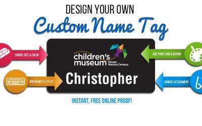Custom Name Tags – Was Seinfeld Right?